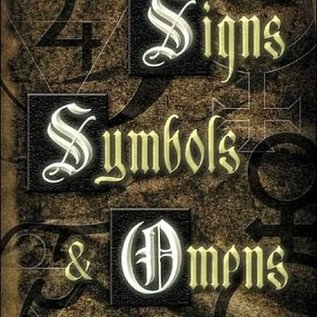 Hex Signs, Symbols & Omens: An Illustrated Guide to Magical & Spiritual Symbolism