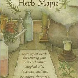 Hex Scott Cunningham's Herb Magic DVD