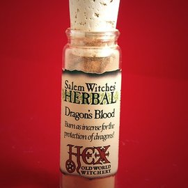 Hex Dragon's Blood Powder