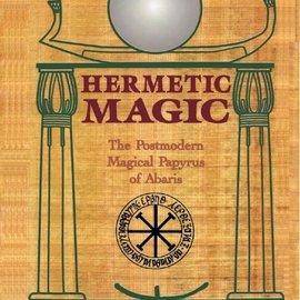 Hex Hermetic Magic: The Postmodern Magical Papyrus of Abaris
