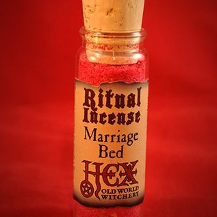 Hex Marriage Bed Ritual Incense