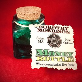 Hex Dorothy Morrison Money Bottle