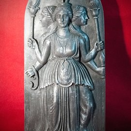 Hex Hecate Plaque