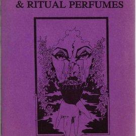 Magickal formulary spellbook