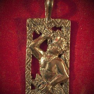 Hex Chango in Bronze