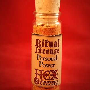 Hex Personal Power Ritual Incense