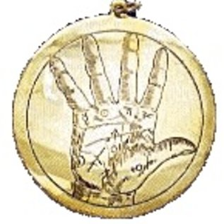 Hex Hand of Fortune Talisman