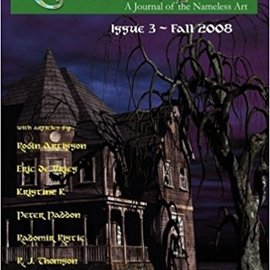 Pendraig Publishing The Crooked Path Journal Issue 3