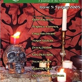Pendraig Publishing The Crooked Path Journal Issue 5
