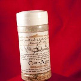 Hex Cucina Aurora Garlic and Herb Dip & Cheese Mix