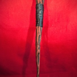 Hex Dragon Branch Pine Fire Wand
