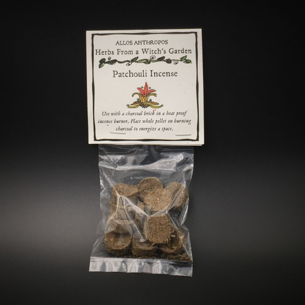 hex patchouli incense herbs from a witch s garden hex old world