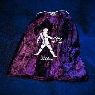 OMEN Libra Purple Tarot Bag