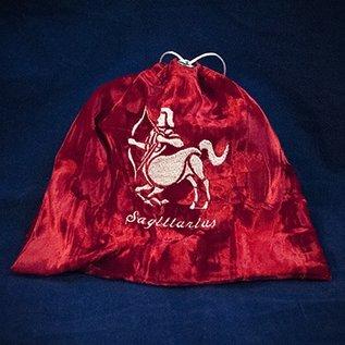OMEN Sagittarius Red Tarot Bag