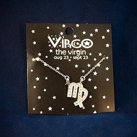OMEN Zodiac Necklace - Virgo