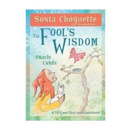 New Leaf Fool's Wisdom Oracle Cards