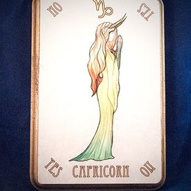 Capricorn Pendulum Board