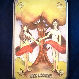OMEN The Lovers Pendulum Board
