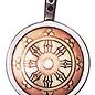OMEN Dharma Wheel Talisman for Perfection & Peace