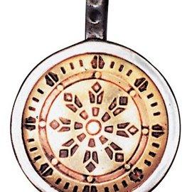 Magical Talisman - Wheel of Law
