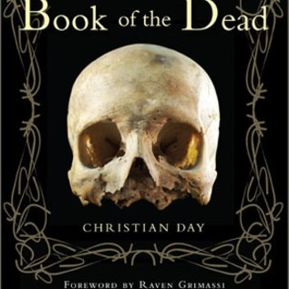 OMEN The Witches' Book of the Dead - Signed by Christian Day!