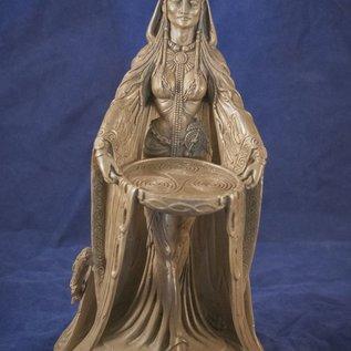 OMEN Danu Statue in Bronze