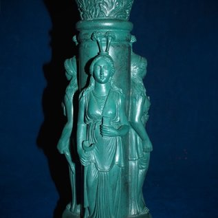 OMEN Brigid with column 9 3/4 Inches