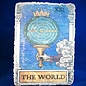 OMEN The World Tarot Plaque