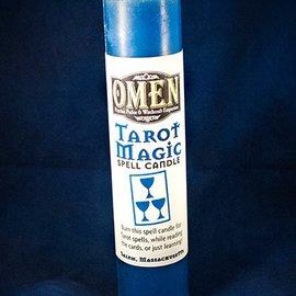 OMEN Tarot Magic Pillar Candle