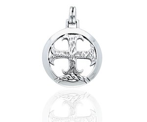 Omen knights templar pendant omen mozeypictures Image collections
