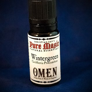 OMEN Wintergreen (Gaultheria Procumbens) - 10ml