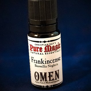 OMEN Frankincense (Boswellia Neglecta) - 10ml