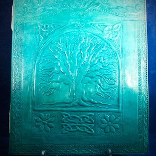 OMEN Small Tree of Life Journal in Blue