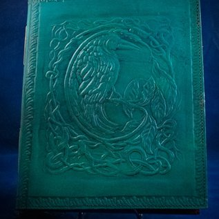 OMEN Small Raven Journal in Blue