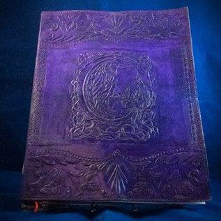 OMEN Large Raven Journal in Purple
