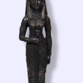 OMEN Black Isis Queen Statue