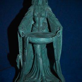 OMEN Danu Statue