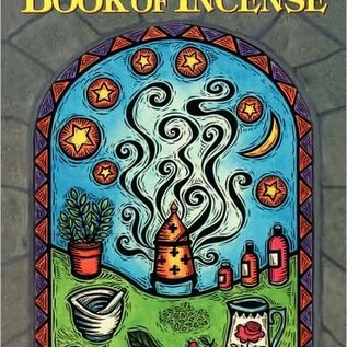 OMEN Wylundt's Book of Incense: A Magical Primer