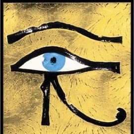 Llewellyn Worldwide Nefertari's Tarots: 78 Cards with Instructions (Gold Foil Backgrounds)