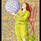 Llewellyn Worldwide Mantegna Tarot: Tarot Cards with Silver Decoration, Instructions (Lo Scarabeo Decks)