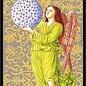 OMEN Mantegna Tarot: Tarot Cards with Silver Decoration, Instructions (Lo Scarabeo Decks)