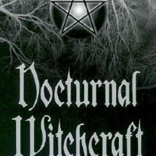 Llewellyn Worldwide Nocturnal Witchcraft:Magick After Dark