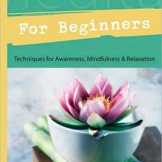 Llewellyn Worldwide Meditation for Beginners: Techniques for Awareness, Mindfulness and Relaxation