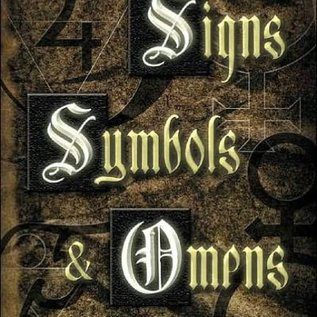 Llewellyn Worldwide Signs, Symbols & Omens: An Illustrated Guide to Magical & Spiritual Symbolism
