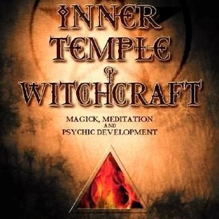 Llewellyn Worldwide The Inner Temple of Witchcraft: Magick, Meditation and Psychic Development