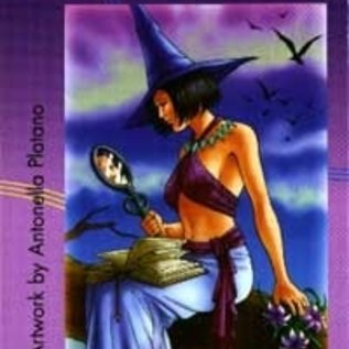 OMEN Witchy Tarot