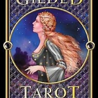 OMEN The Gilded Tarot [With 78-Card Tarot Deck]