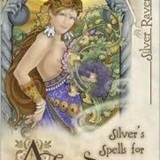 Llewellyn Worldwide Silver's Spells for Abundance (Rev)