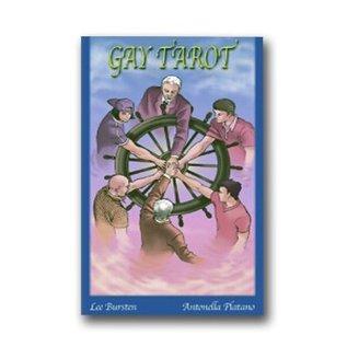 Llewellyn Worldwide Gay Tarot (Lo Scarabeo Decks)