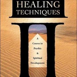 OMEN Ancient Healing Techniques:A Course in Psychic & Spiritual Development